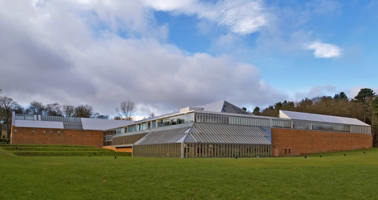 Book a Tour: Burrell Collection Glasgow