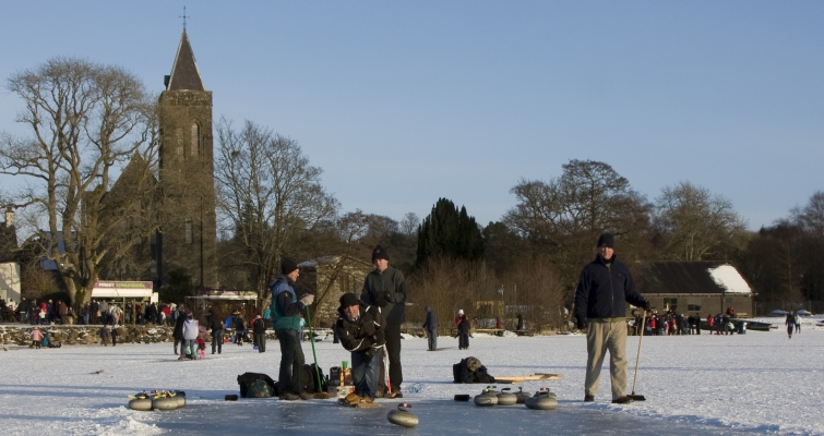 Curling in Scotland