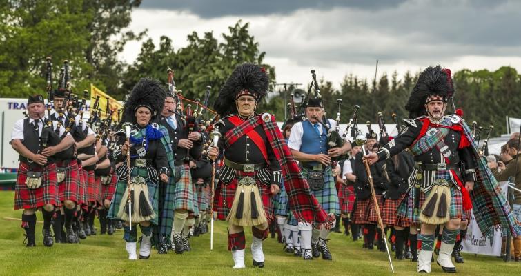 Scottish Music | Scottish Tourist Guides Association