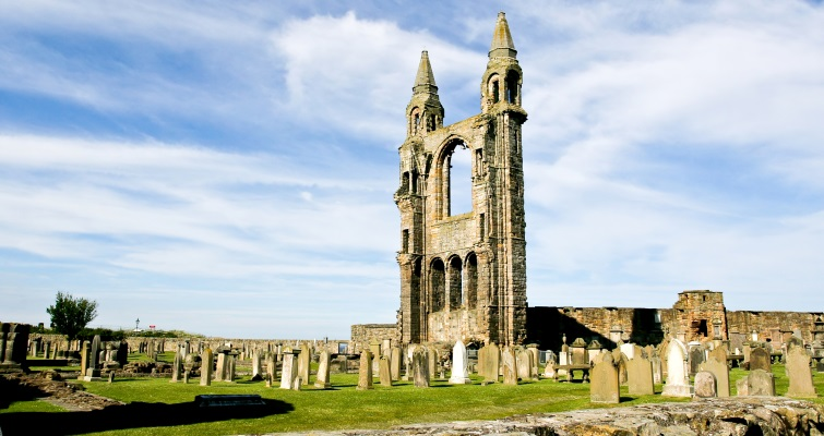 St Andrews Cathedral