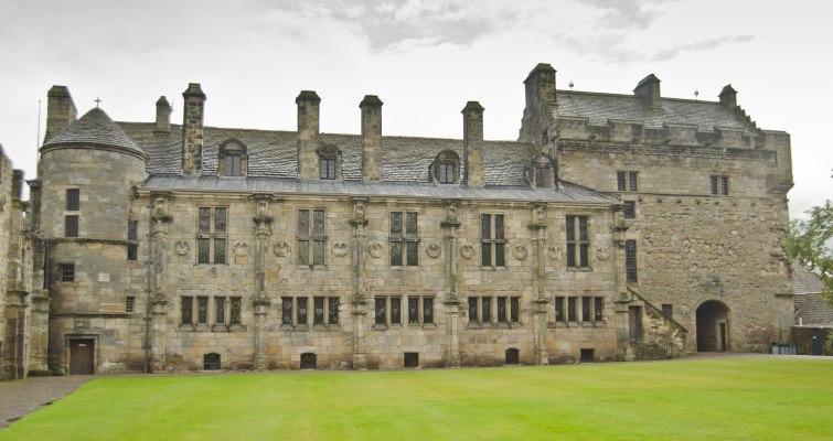 1940s Inverness / Falkland Palace