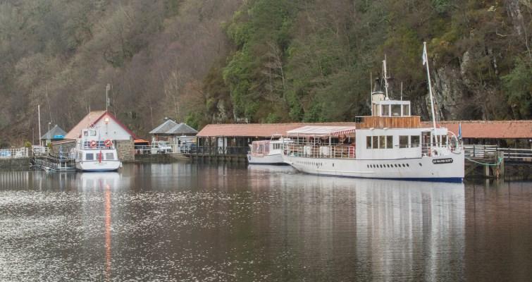 The Sir Walter Scott of the Loch Katrine Cruise
