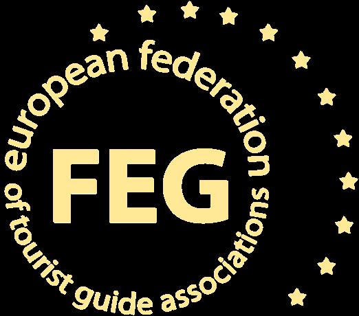 FEG Logo White
