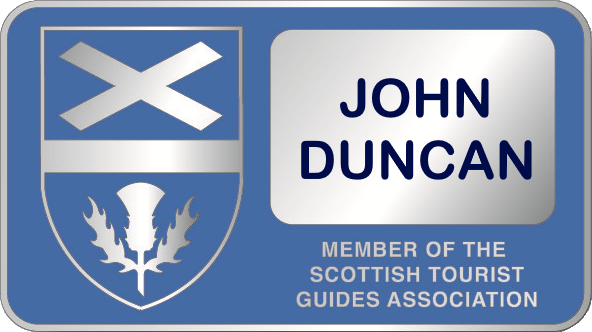 STGA Blue Badge John Duncan